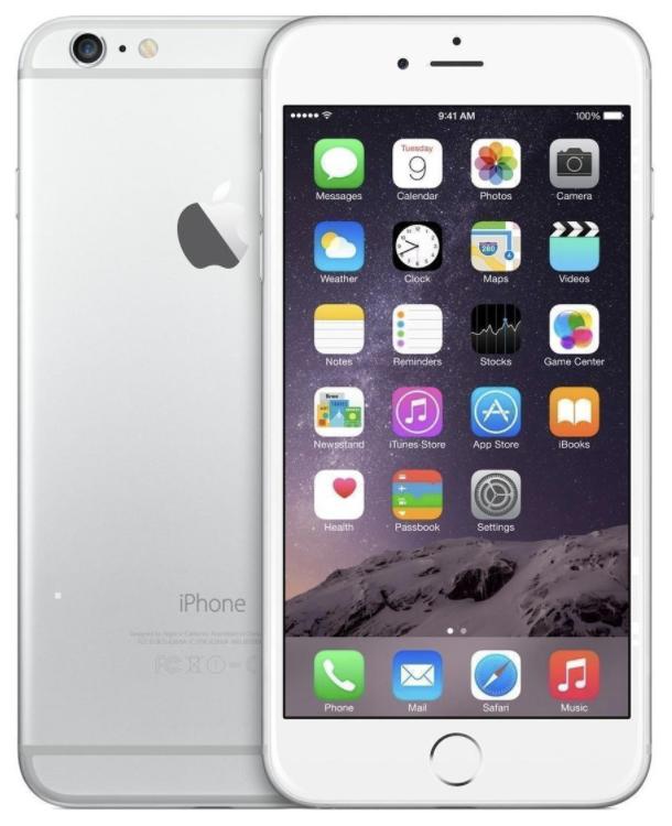 APPLE iPhone 6S 32 GB Argento (Ricondizionato SILVER)