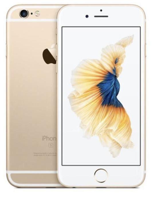 Apple iPhone 6s 32 GB Oro (Ricondizionato)