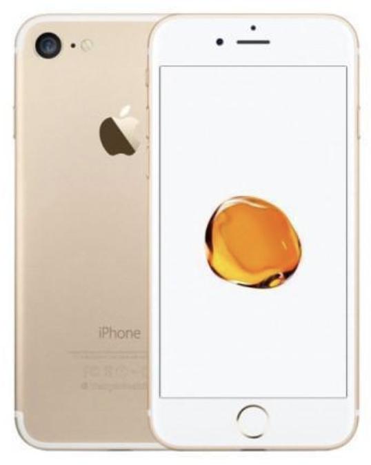 Apple iPhone 7 128GB Oro (Ricondizionato)