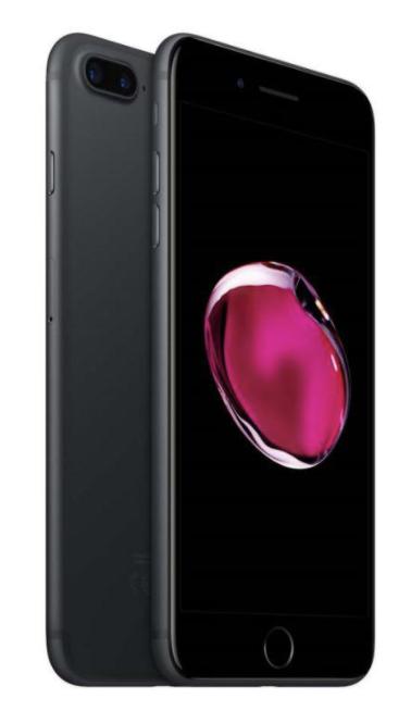 Apple iPhone 7 128G Nero (Ricondizionato)