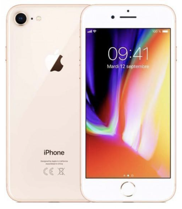 Apple iPhone 8 plus 64GB Oro (Ricondizionato Grado B)