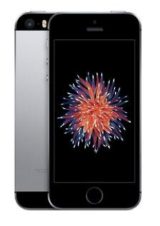Apple iPhone se 16GB Argento (Rigenerato Grado B/C)