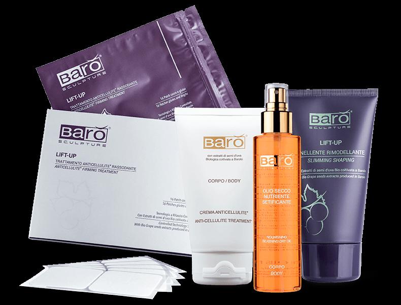 Offerta Baro Cosmetics per ridurre cellulite e adiposita