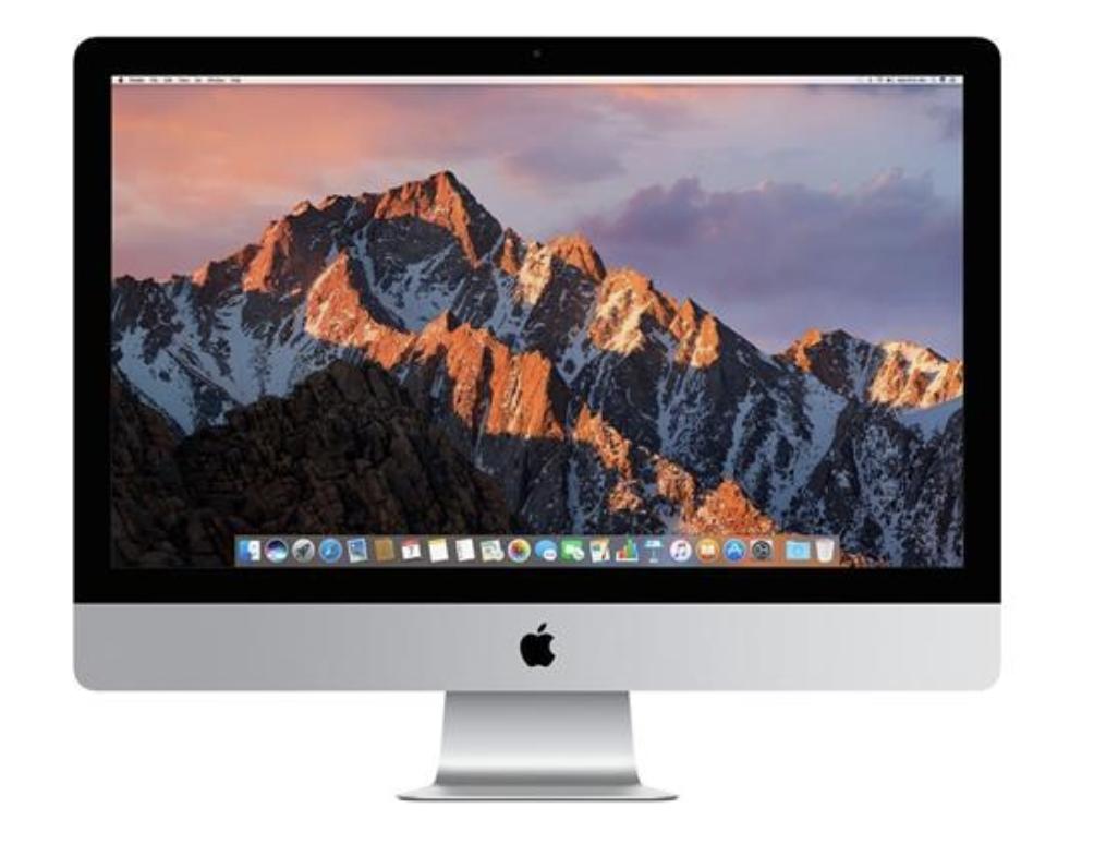 Apple iMac 21.5 Core i5 8GB Ram ssd 256GB (Nuovo)