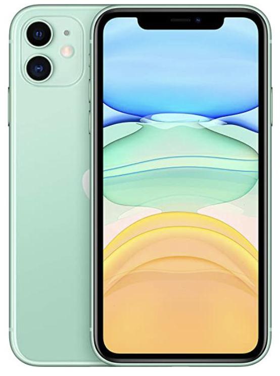 Apple iPhone 11 64GB verde (Ricondizionato Grado B)