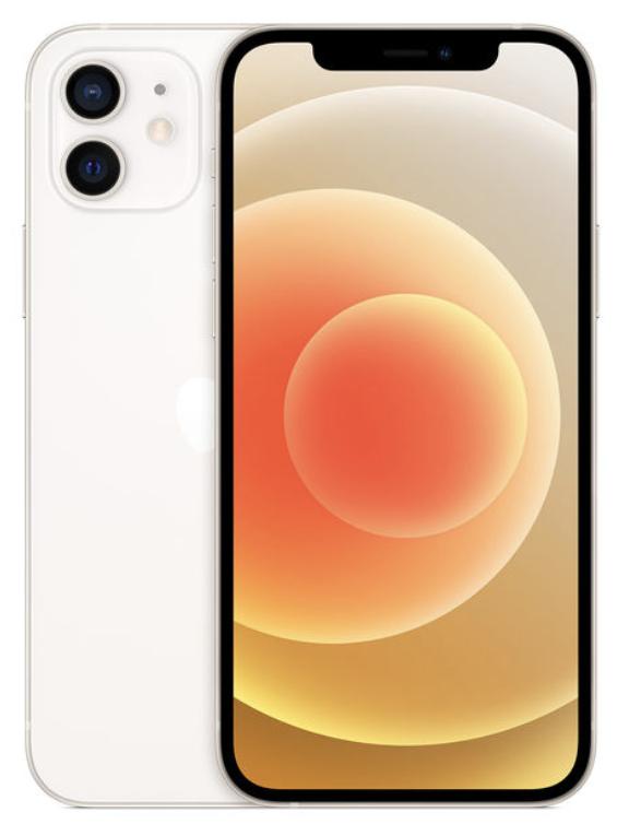 Apple iPhone 12 64GB Bianco (Ricondizionato Grado A)