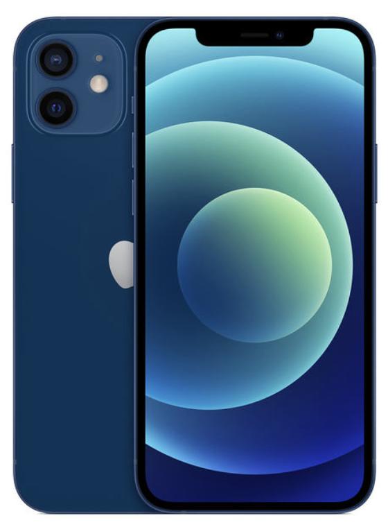 Apple iPhone 12 64 GB blu (Ricondizionato)