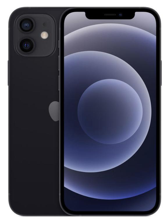 Apple iPhone 12 mini 64 GB nero (Ricondizionato)