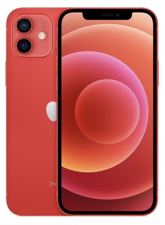 Apple iPhone 12 mini 64GB (Product) Red (Nuovo)