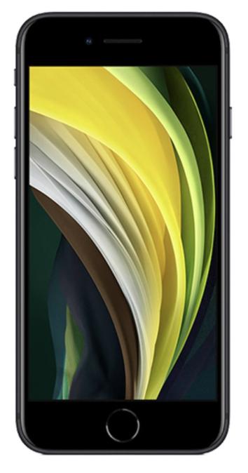 Apple iPhone SE 2020 64 GB nero (Ricondizionato)