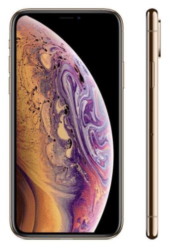 Apple iPhone Xs 64 GB Oro (Ricondizionato)