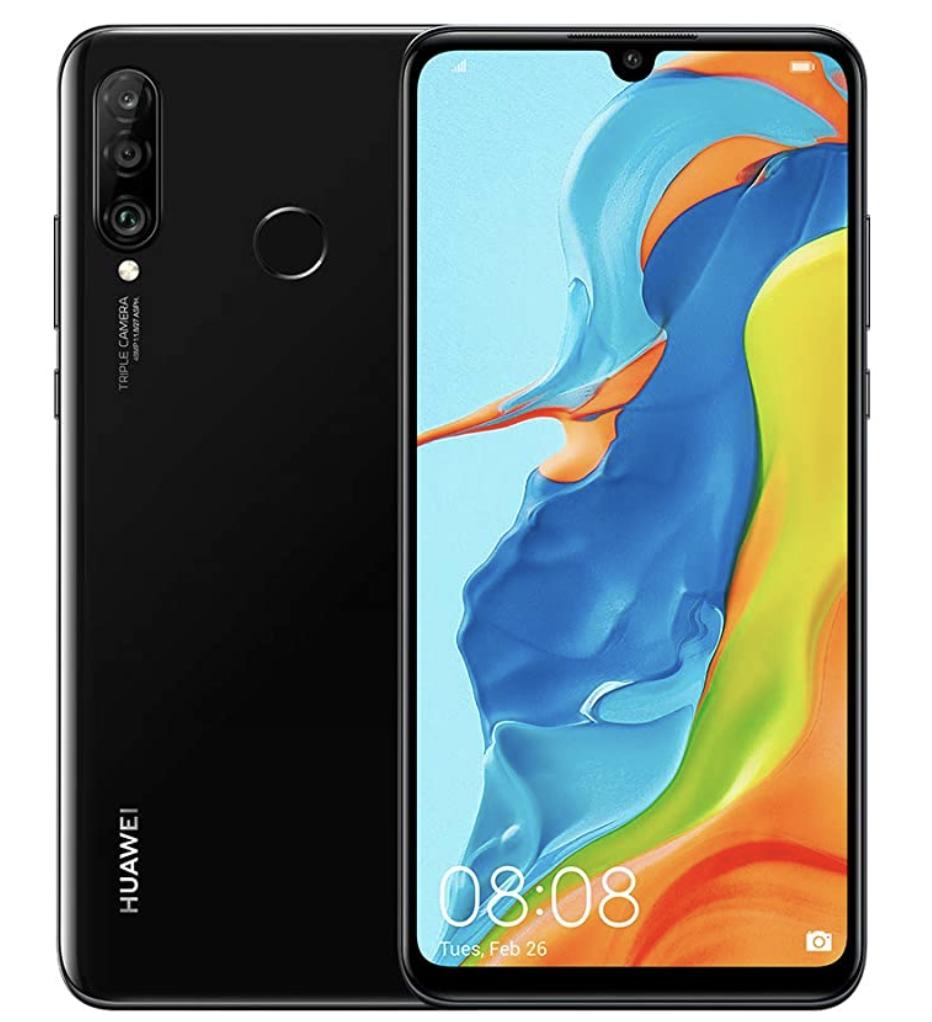 Huawei P30 Lite 128GB Blu (Ricondizionato)
