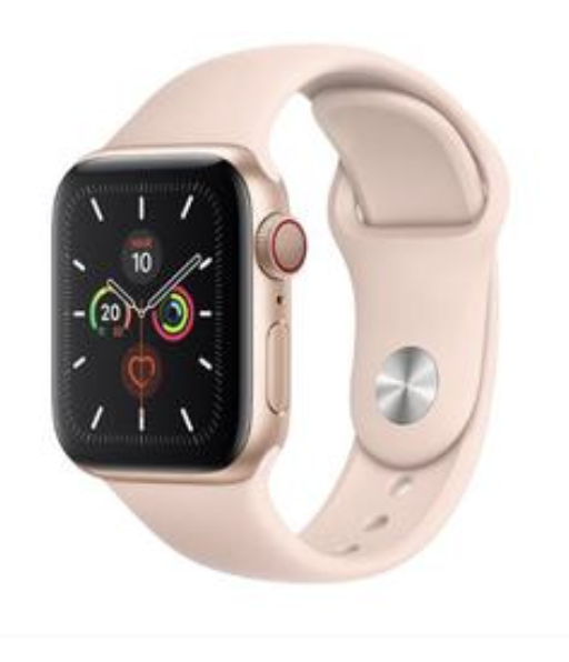Apple Watch Series 5 (GPS) con cassa 40 mm Rosa (Ricondizionato)