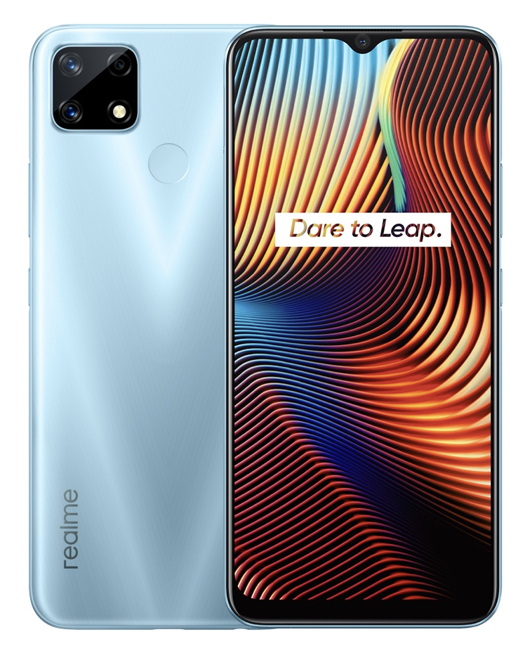 realme android