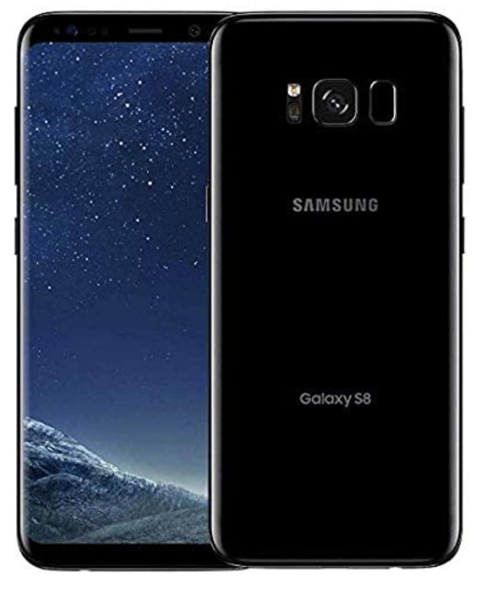 Samsung Galaxy S8 64GB Nero (Ricondizionato)