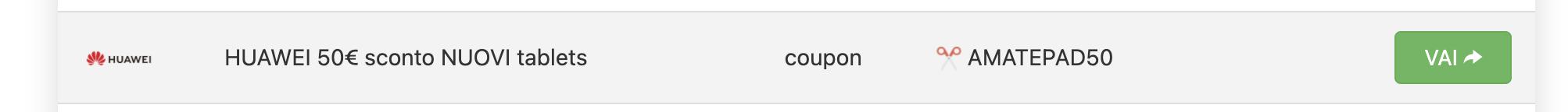 coupon huawei