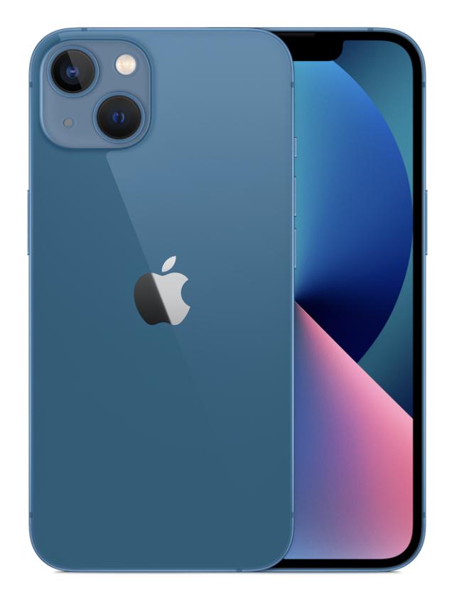Apple iPhone 13 128 GB Blu (Ricondizionato grado A+)
