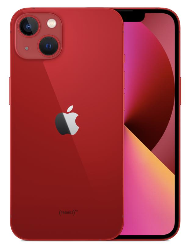 Apple iPhone 13 mini 128 GB RED (Ricondizionato grado A+)